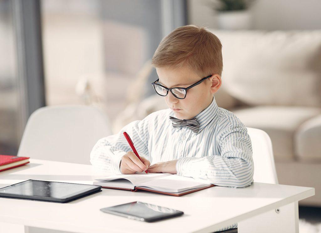 Choosing The Right Glasses For Kids